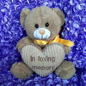 BROWN-Big-CREME_Heart-In-Loving-Memory